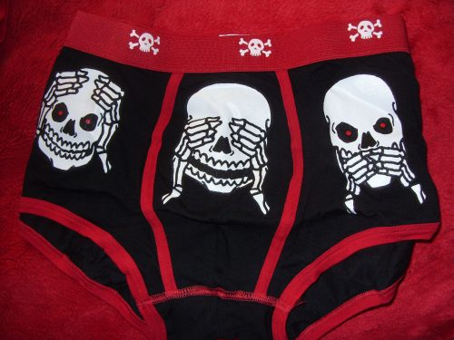 THE UNDIES FOR SALE