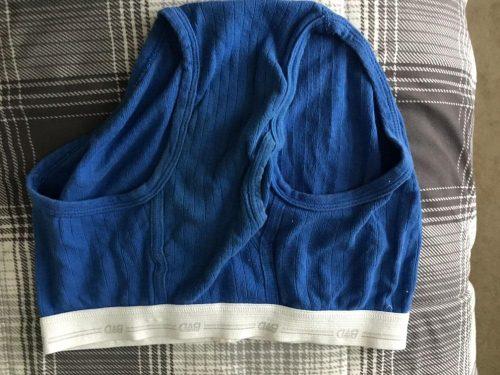 Blue boxer briefs #1